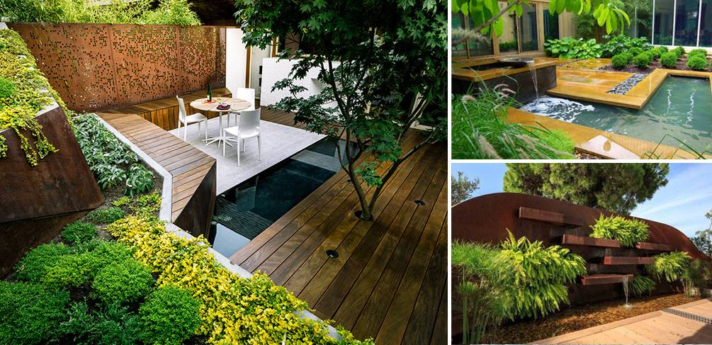 4 awesome projects for small garden design inspiration FCOGUAM