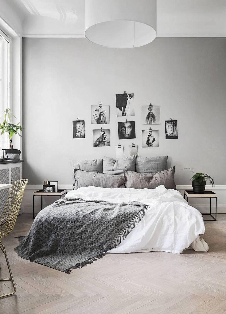 40 minimalist bedroom ideas WXQLWIK