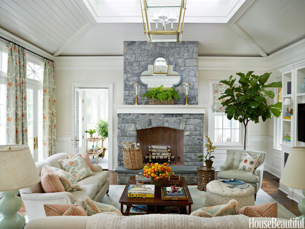 60+ family room design ideas - decorating tips for family rooms RONXXWR