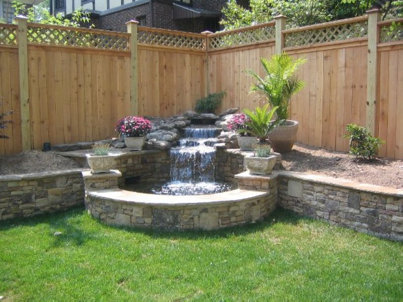 70 fresh and beautiful backyard landscaping ideas DGYBYVQ