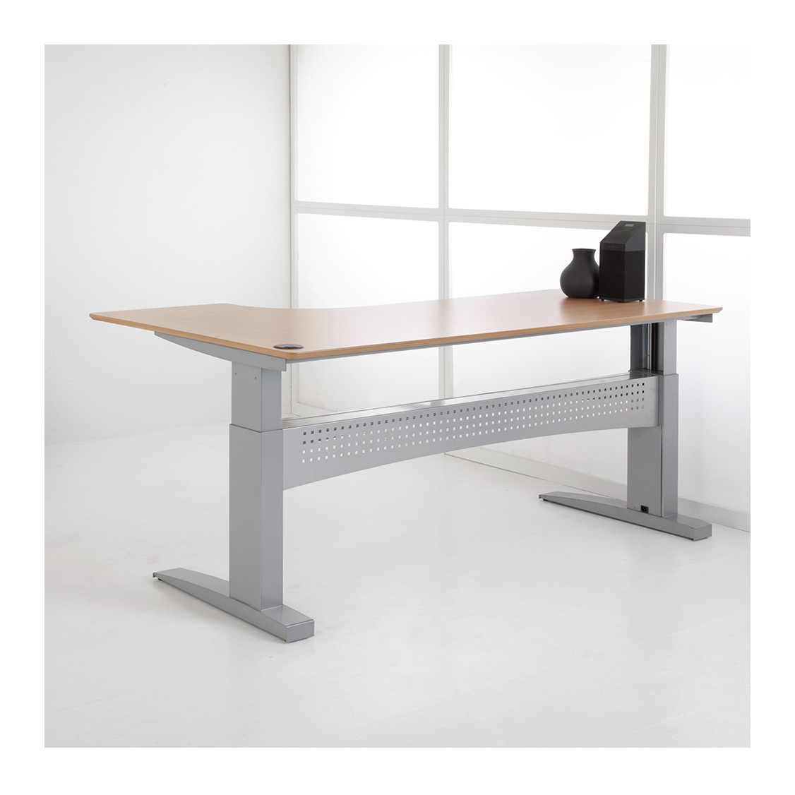 ad111hd adjustable height desk ... QKNLVBH