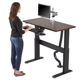 adjustable height desk electric height adjustable tables FPBTEFL