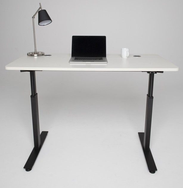 Feel at ease with adjustable height desks