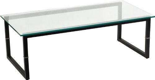 amazon.com: glass coffee table: kitchen u0026 dining XNRVTAD