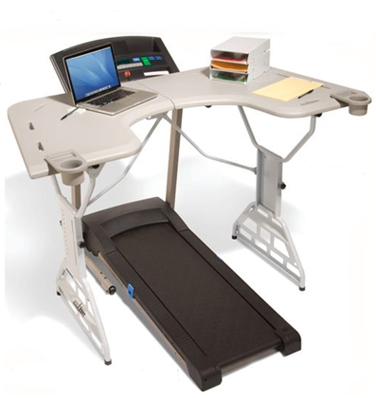 amazon.com : trekdesk treadmill desk : exercise treadmills : sports u0026  outdoors QRMOUCK