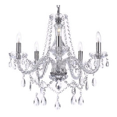 authentic crystal chandelier - chandeliers AHMRTMM