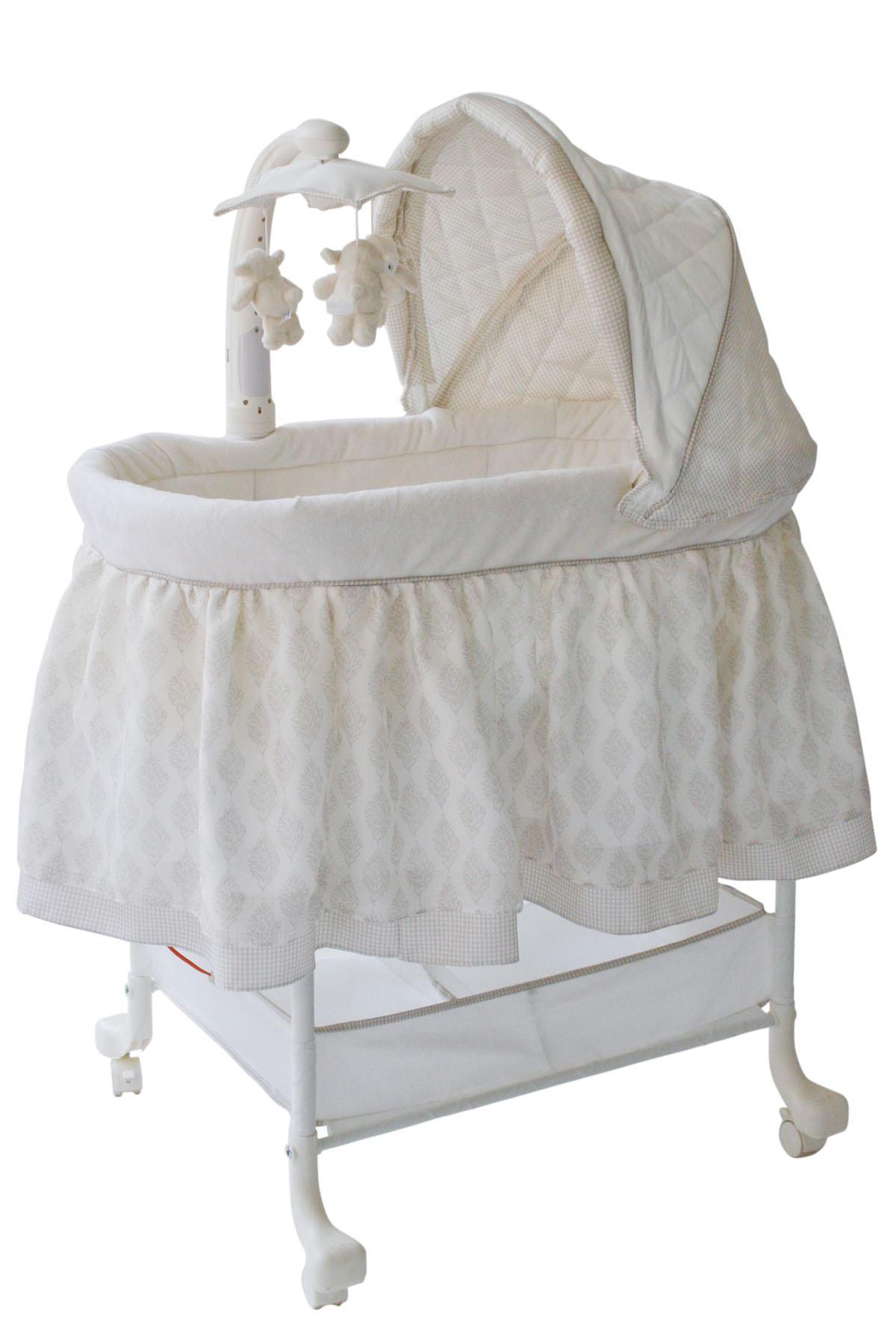 baby bassinet delta children gliding bassinet SSIFFZE