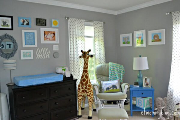 baby boy nursery ideas baby boy room idea - shutterfly CEQEOQP