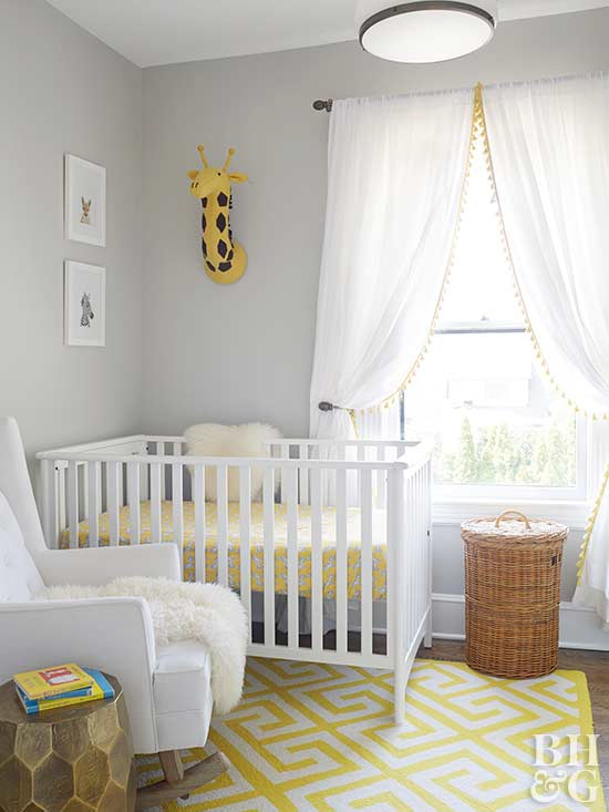 baby nursery ideas YBTNEIF