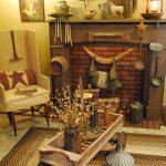 Great primitive homes décor ideas