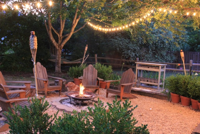 backyard ideas on a budget RKQEQOK