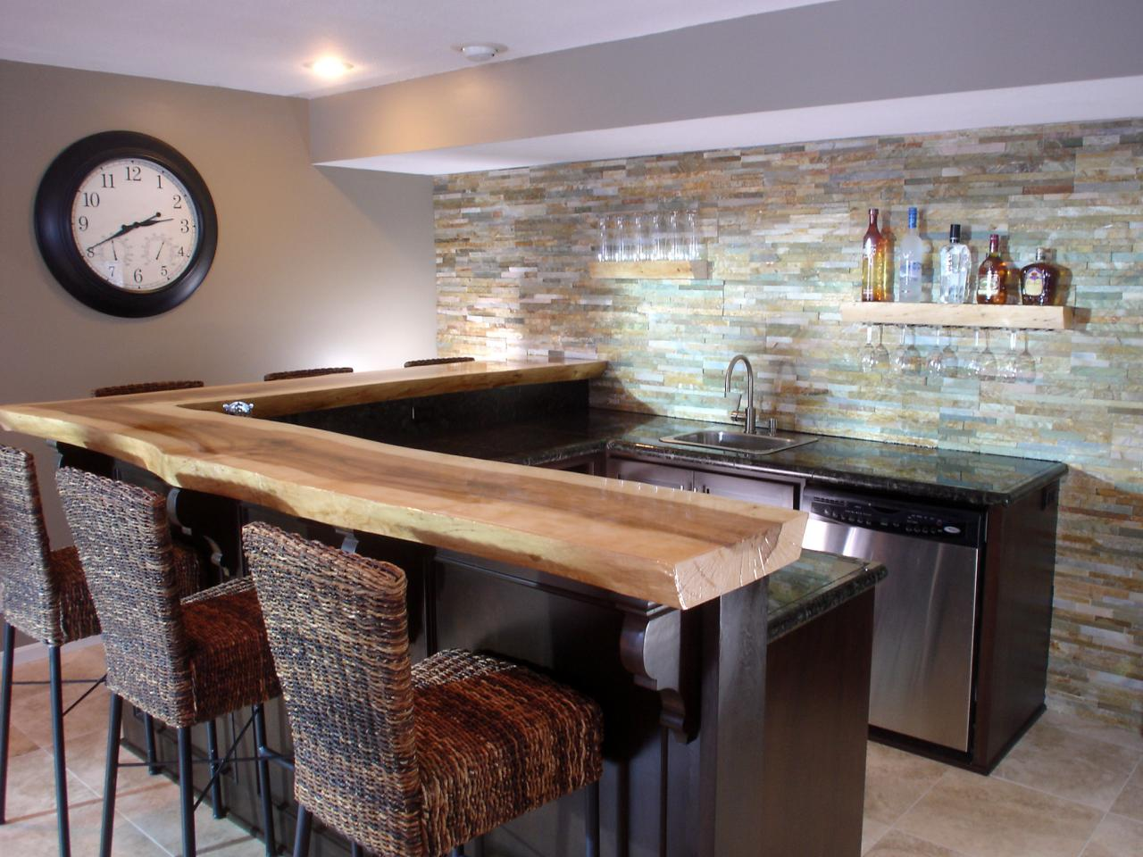 basement bar ideas tags: MCQJJAY