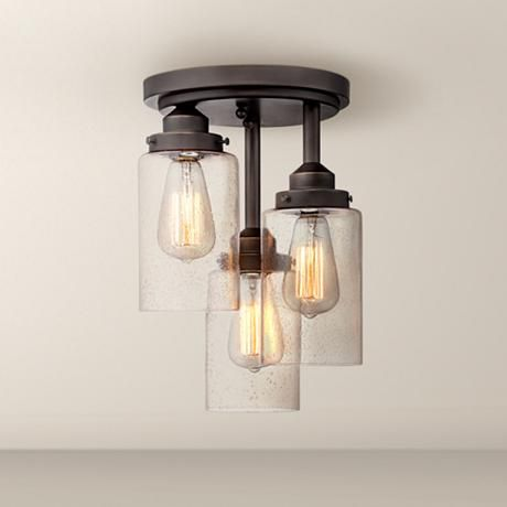 bathroom ceiling lights libby collection 9 1/2 VFXXOFC