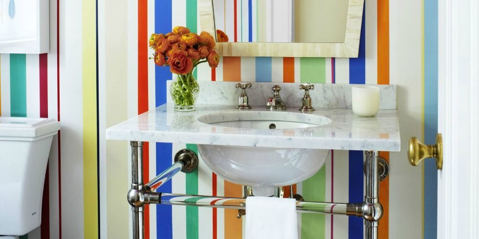 bathroom colors 70 colorful bathrooms to inspire your next makeover JSLYEWV