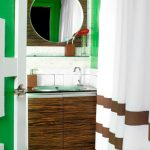 Innovating and impressing bathroom paint ideas