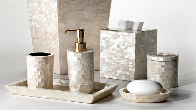 bathroom sets 15 luxury bathroom accessories set | home design lover KLOADVZ