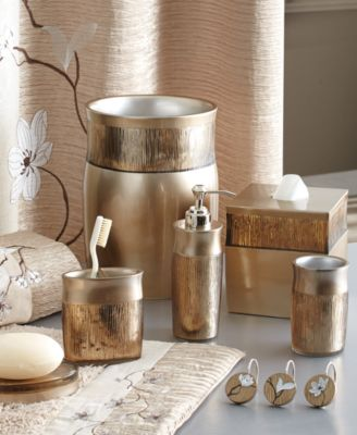 bathroom sets croscill magnolia bath collection YWEKMVS