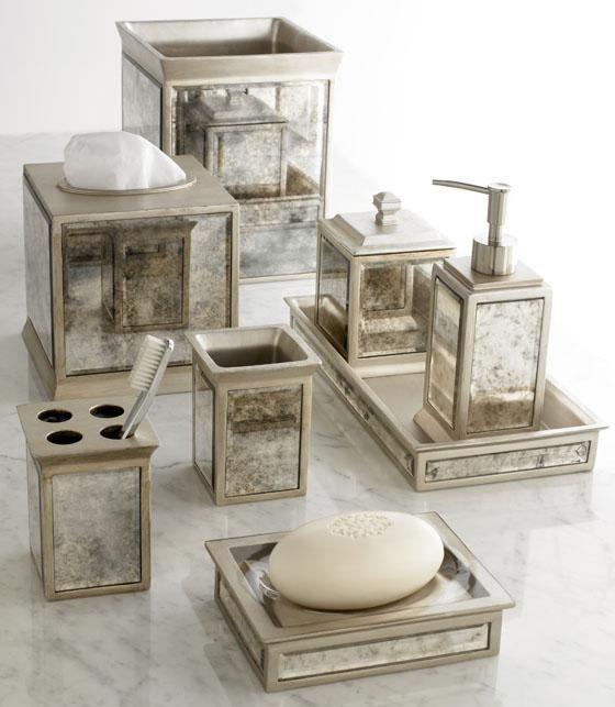bathroom sets palazzo bath accessories set - bath accessories - bathroom organization -  bath LSGLBKN