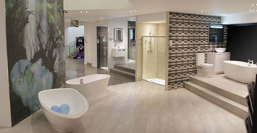 What To Expect From Bathroom Showrooms Yonohomedesigncom - Bathroom design centers near me