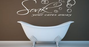 bathroom wall art decorating tips