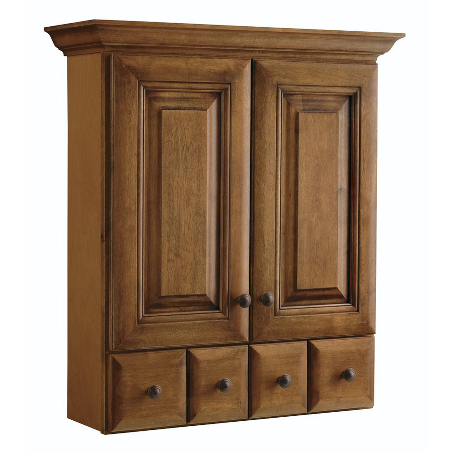 bathroom wall cabinets diamond freshfit ballantyne 28.4-in w x 31.3-in h x 9.2-in UWFGVOQ