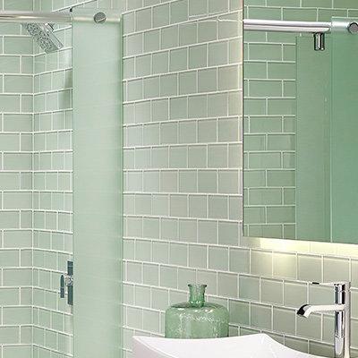 bathroom wall tiles subway ZPVNLCA