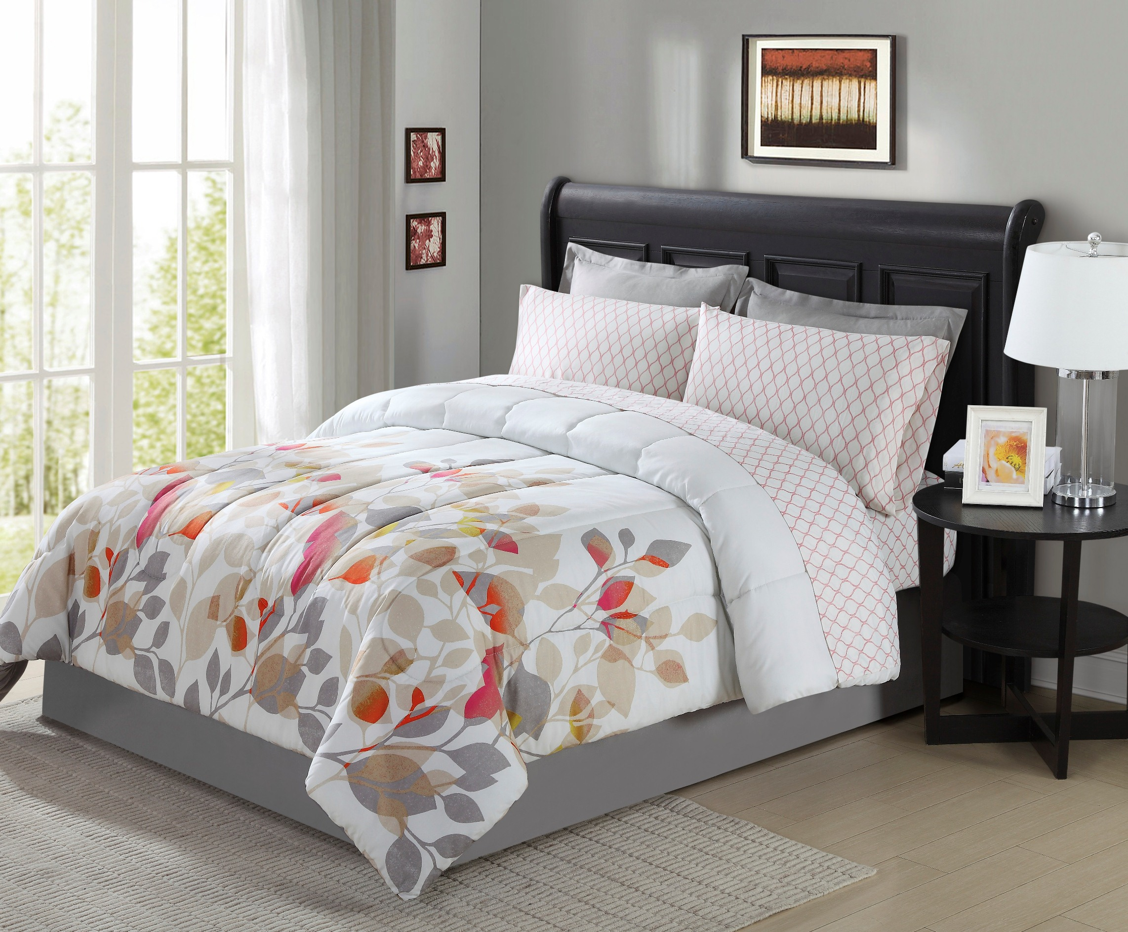bed sets colormate complete bed set - bree HZBYQQX