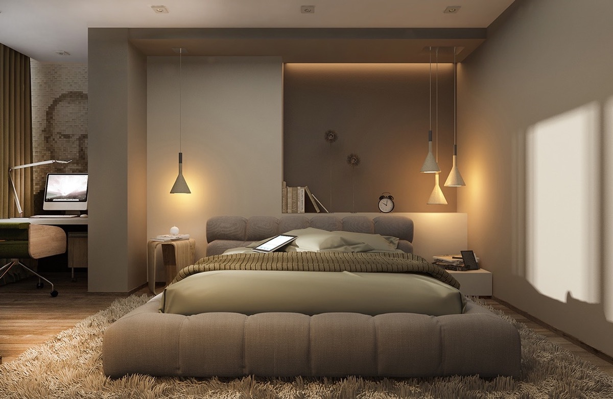 bedroom lights 25 stunning bedroom lighting ideas TRGLDGO