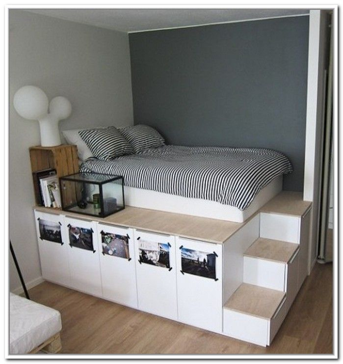 best 25+ platform bed with storage ideas on pinterest | platform bed IRZUZKP