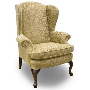 best home furnishings chairs - wing back sylvia wing chair IYAQNGM
