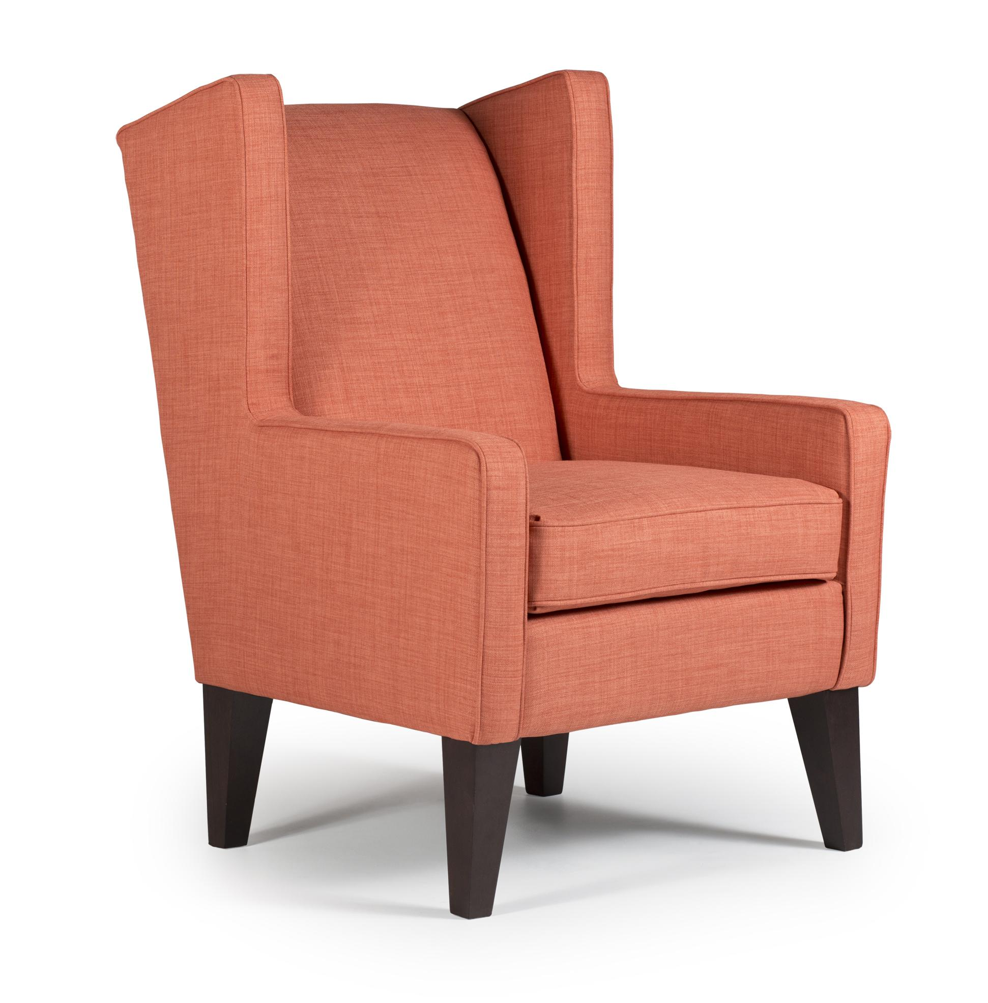 best home furnishings chairs - wing back wing chair - item number: 7170 ZSNDKKQ