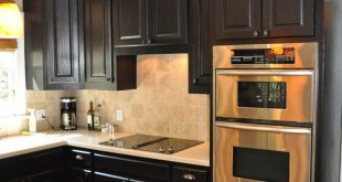 black kitchen cabinets black cabinets with soffits. FSUWSUJ