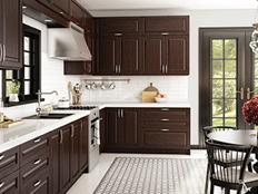 black kitchen cupboards DLQXIXV