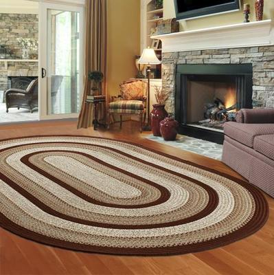 braided rugs image 1 QRGJVKV