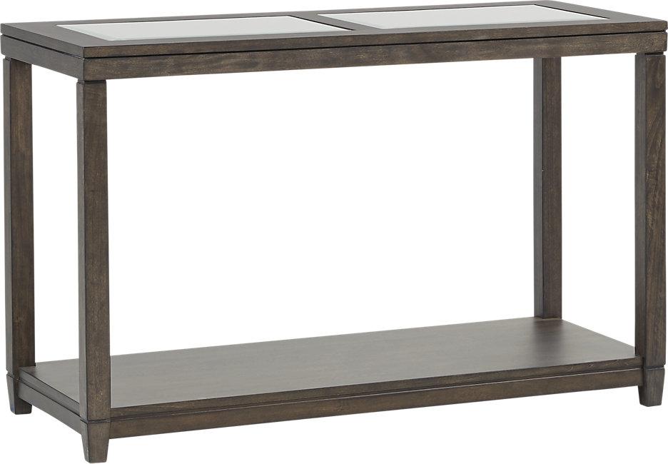 carlton gray sofa table YINYOYZ