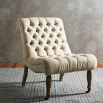 Stylish and sophisticated slipper chairs