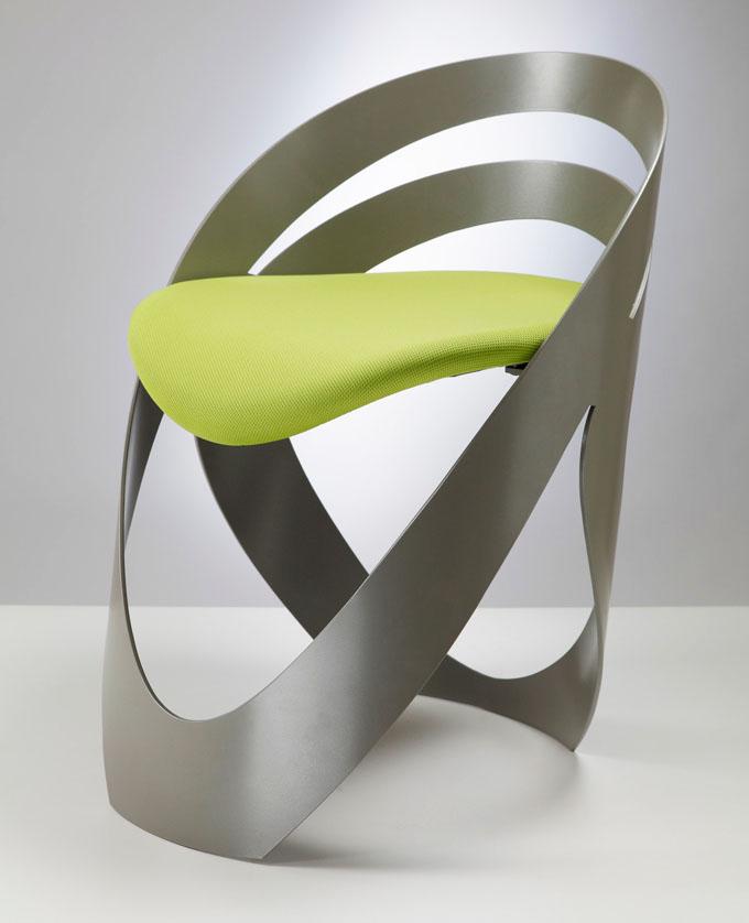chair design contemporary-aluminium-chair ORKJCJK
