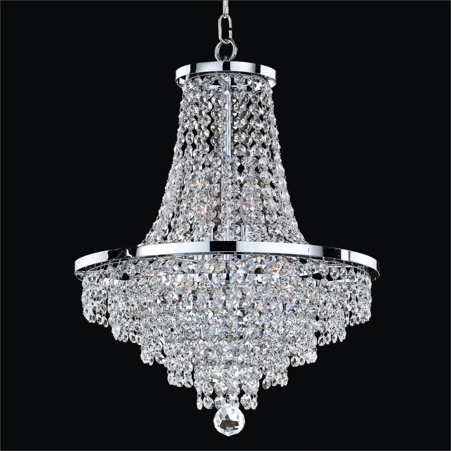 Brighten your home with chandelier lighting