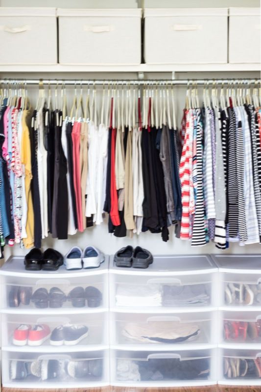 Closet Organization 6 Dorm Room Upgrades That Are Worth Your Time PVYHPTJ
