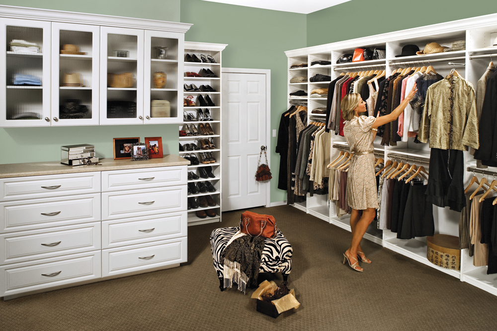 closet organization ultimate walk-in closet designs ISJJITW