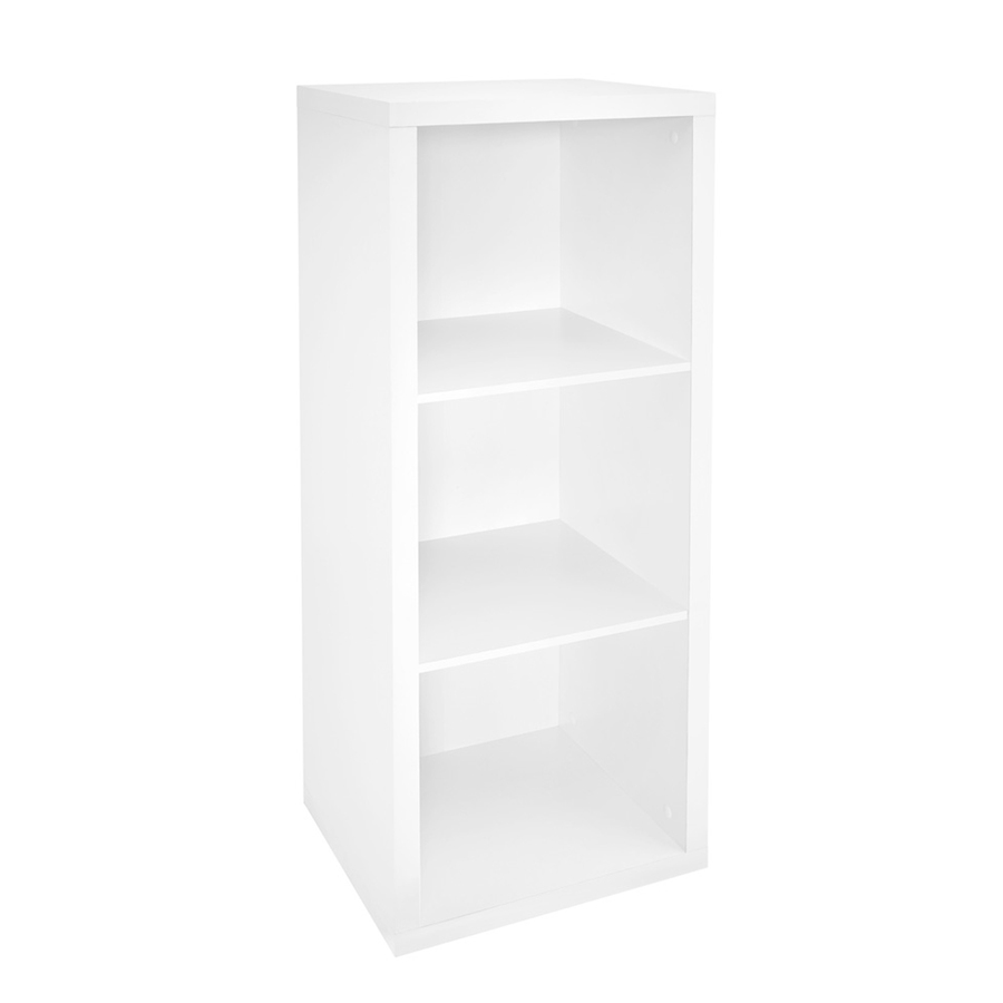 closetmaid 3 laminate storage cubes RQDIZNR