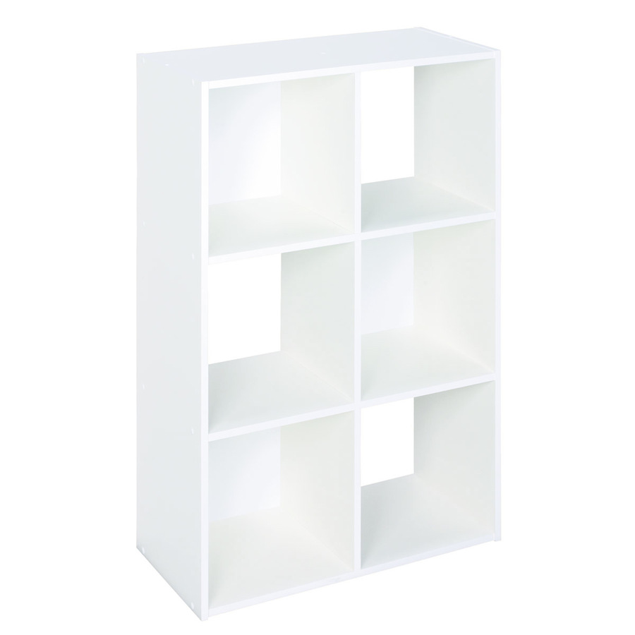 closetmaid 6 laminate storage cubes ILOJUJO