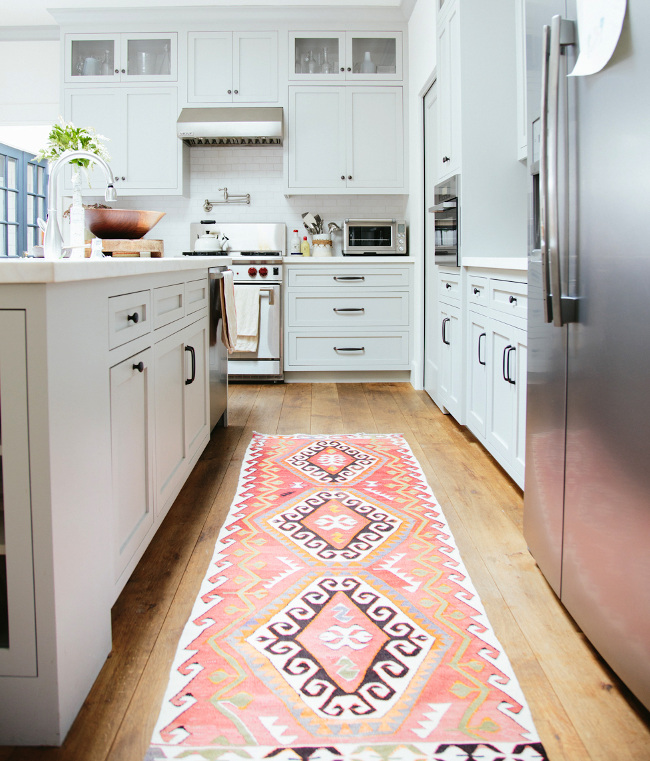create some extra comfort with these 40 kitchen rugs DVEYIQJ