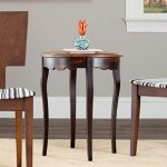 Choosing the right height and size for dining table and chairs