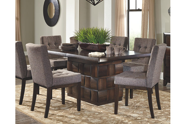 dining room tables | ashley furniture homestore EVIJQRB