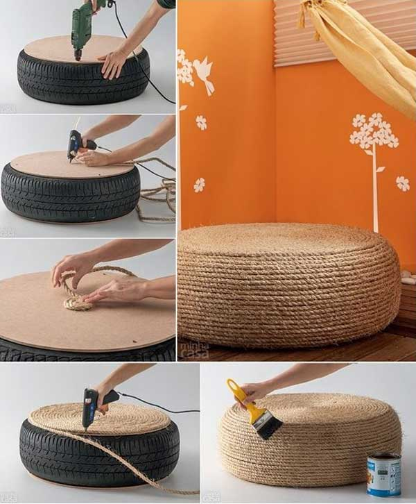 Diy Home Decor Diy Home Decor With Rope 3 YBKECNC