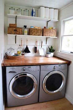 diy laundry room ideas | 10 most awesome laundry room with rustic touches NGOCTIA