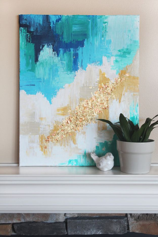 Simple ideas to spruce up your wall with diy wall decor