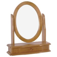 dressing table mirrors skagen oval dressing table mirror FCTHTRE