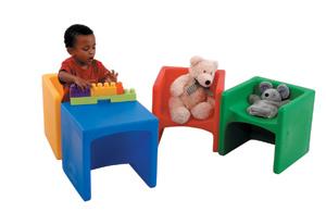 educube toddler chair BKWVTYD